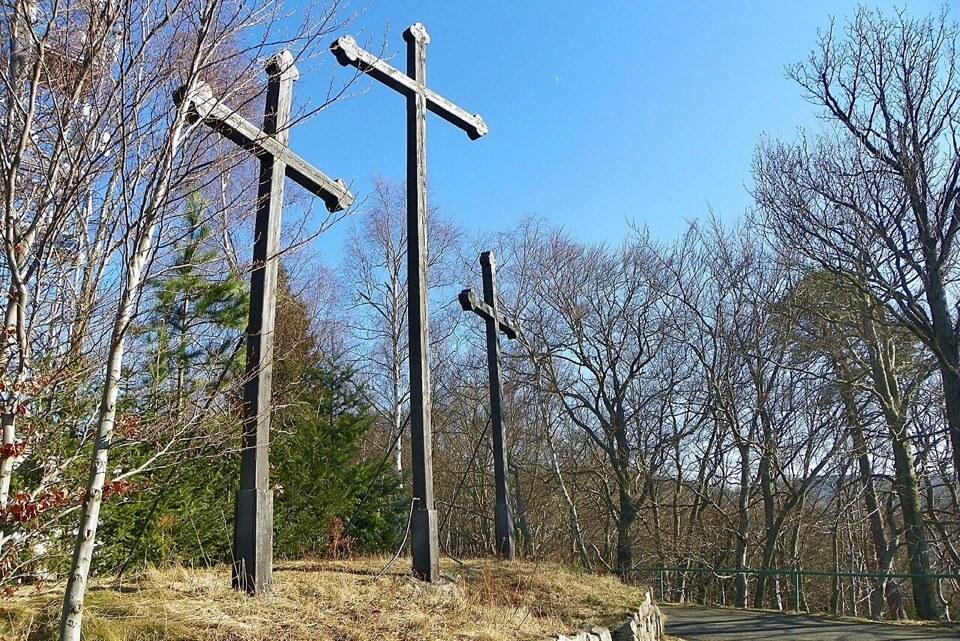 Vyhlídka Tři kříže