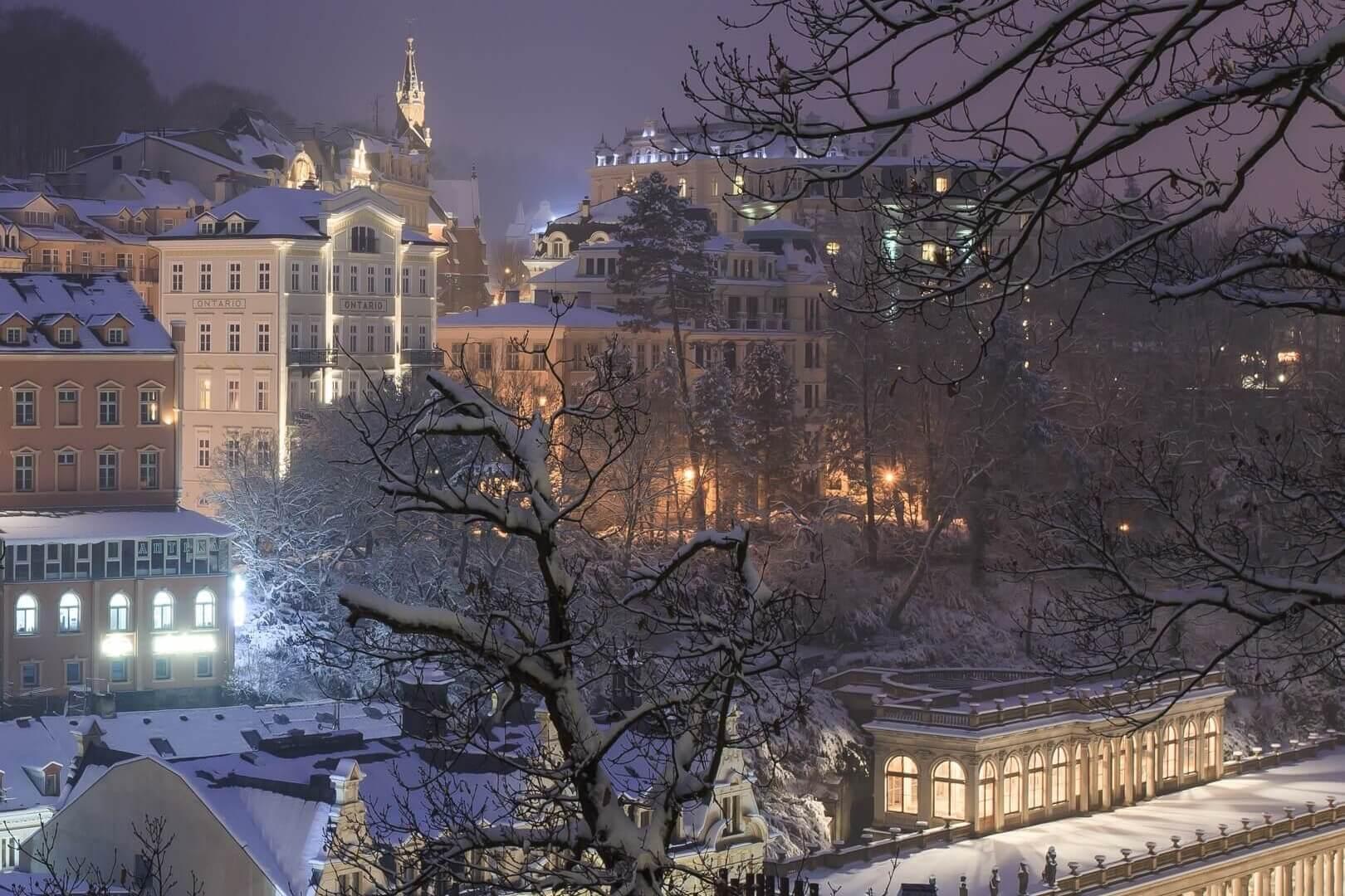 Zimní noci